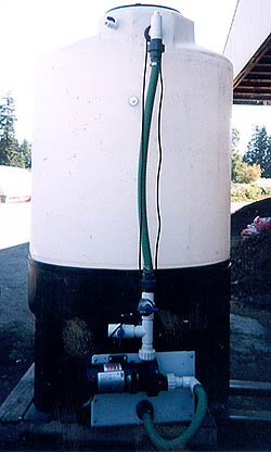 500-Gallon Compost Tea Brewing System. This compost brewing system is the latest example of breakthrough technology in Compost brewing systems.